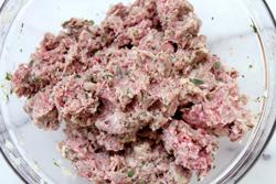 Mix meatball