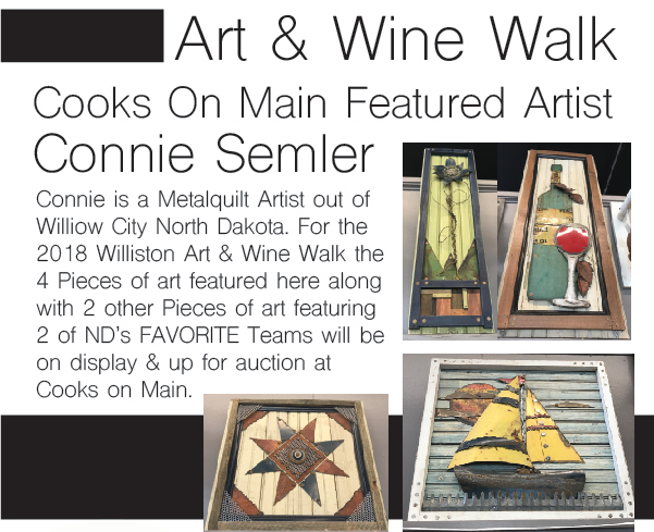 Art and Wine Walk