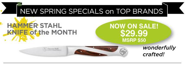 Hammer Stahl Knife Special