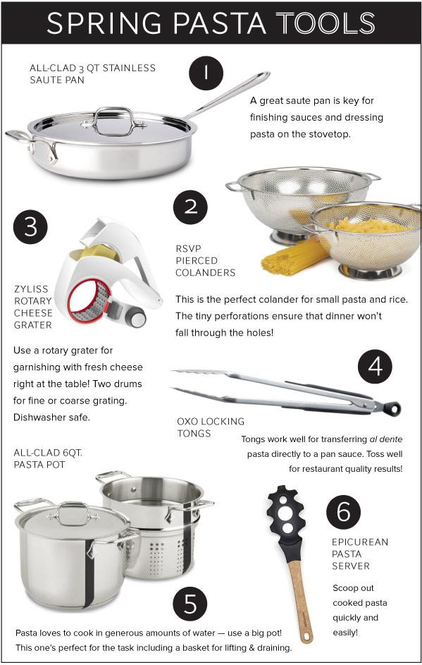 Pasta Tools