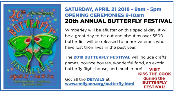 Apr 21 - Butterfly Festtival