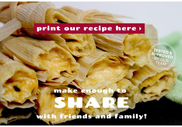 Print Recipe