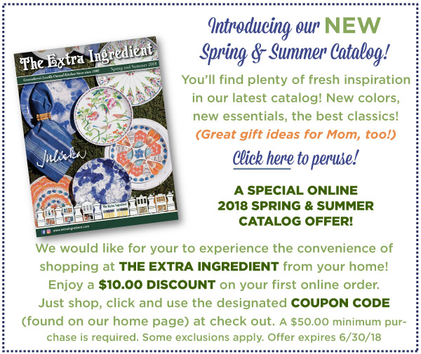 Spring and Summer Catalog