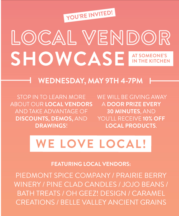 Local Vendor Showcase