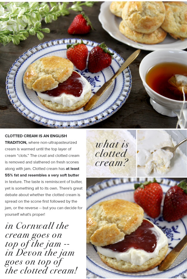 What is Clotted Cream