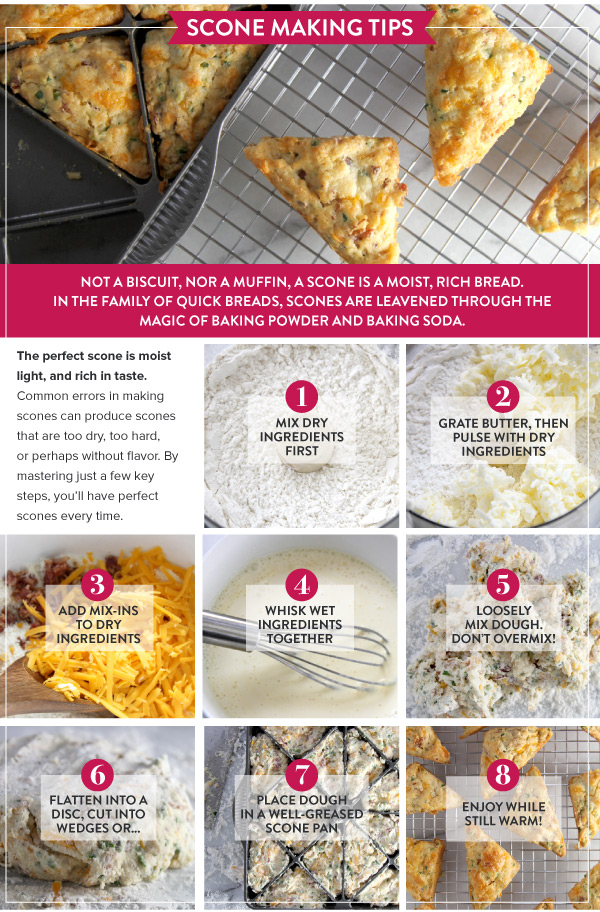 Scone Making Tips