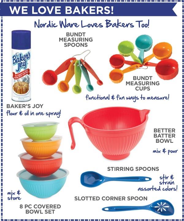 Nordic Ware Items
