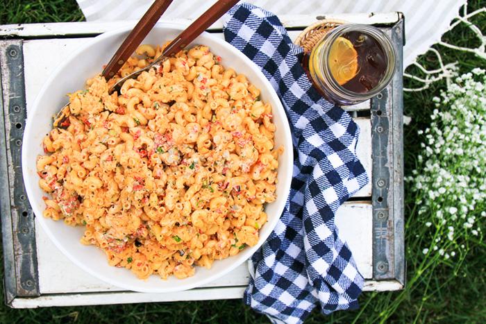 Pimento Macaroni Salad