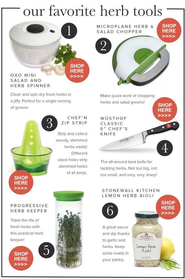 Herb Tools