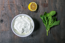 Yogurt Sauce Ingredients