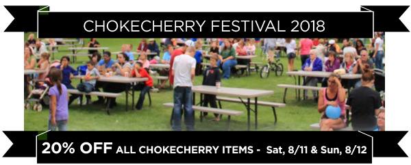 Chokecherry Festival