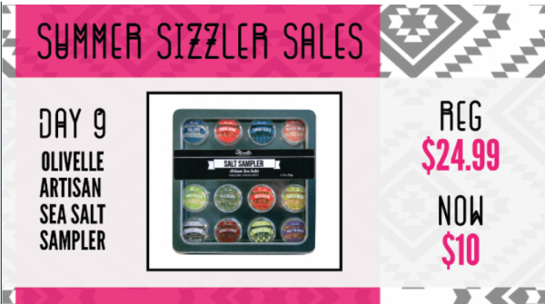 Summer Sizzler Sales
