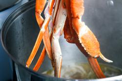 Add Crab Legs