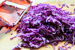 Slice the Cabbage