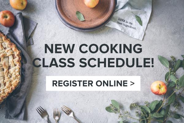 New Classes Online