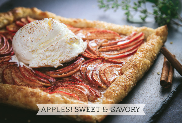 Apples Sweet and Savory