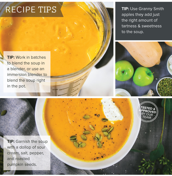 Soup Recipe Tips