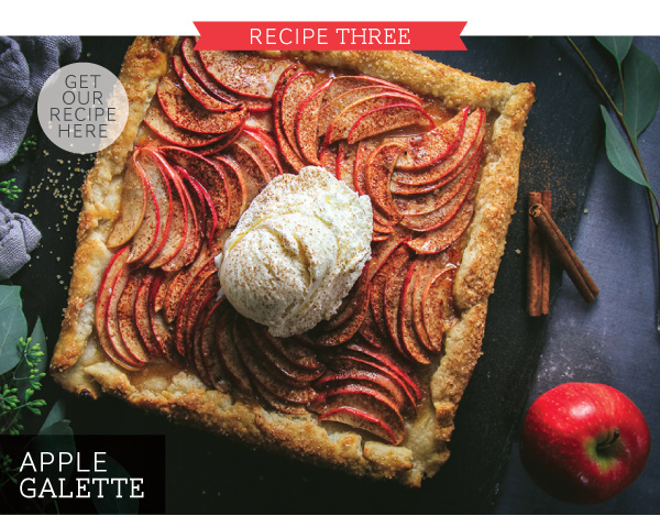 RECIPE: Apple Galette
