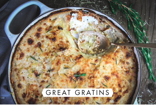Great Gratins