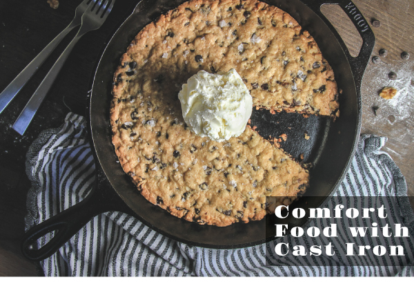 Comfort Food with Cast Iron