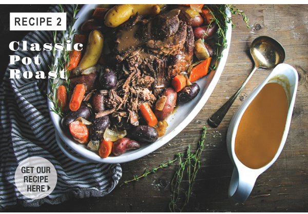 RECIPE_ Classic Pot Roast