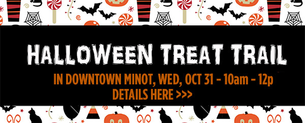 Halloween Treat Trail