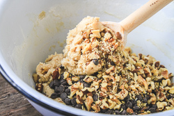 Mix Cookie Dough