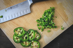 Diced and Sliced Jalapeno