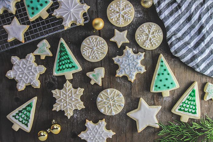 Sugar Cookies & Icing