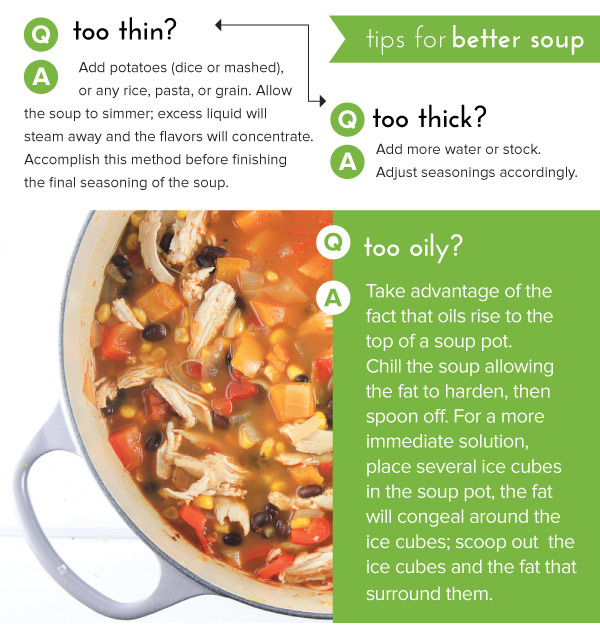 Soup Tips