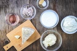 Blue Cheese Ingredients