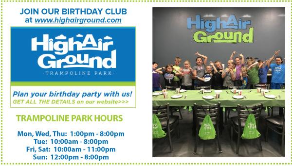 High AIr Ground