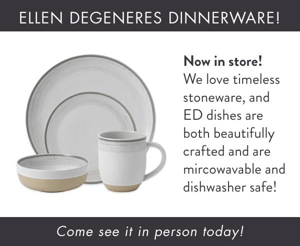 ED Dinnerware