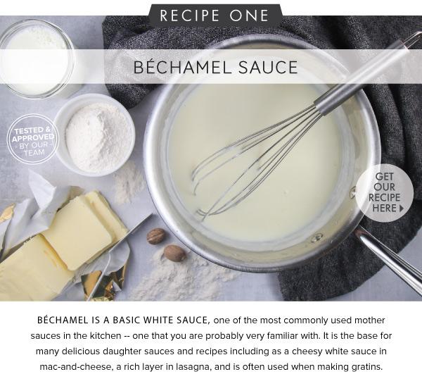 Bechamel Sauce