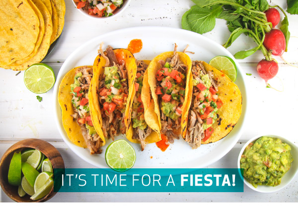 It's Time for a Fiesta