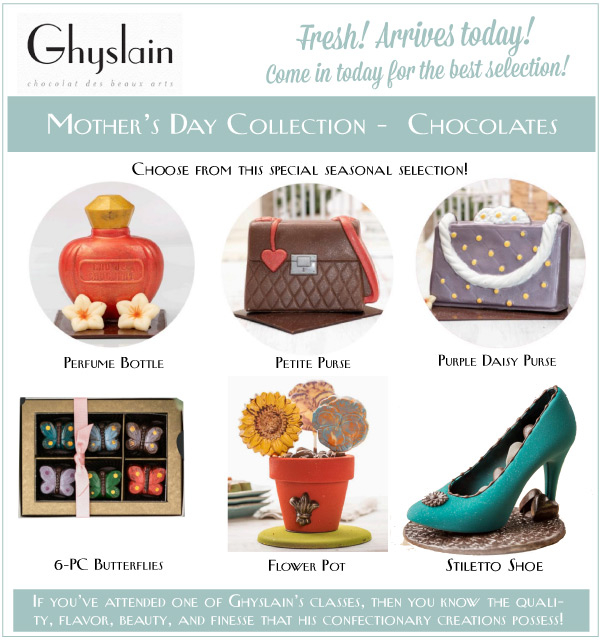 Ghyslain Chocolates