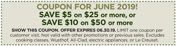 June Coupon