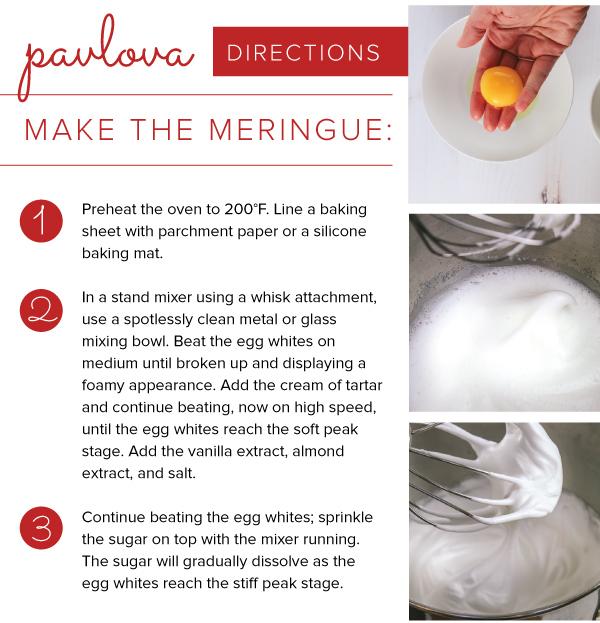 Make the Meringue