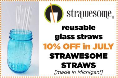 Strawesome Straws
