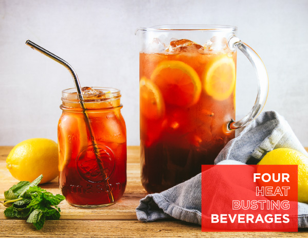 Four Heat-Busting Beverages