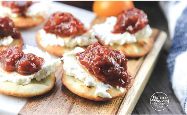 Summer Fresh Tomato Jam