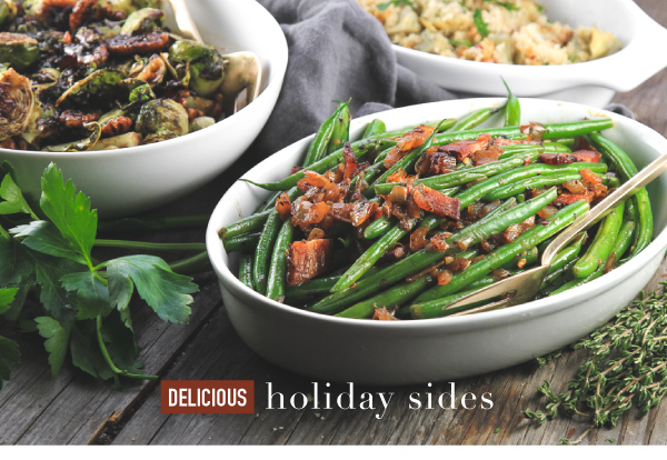 Delicious Holiday Sides