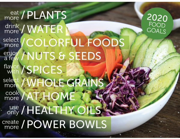 Super Healthy Dinner Bowls