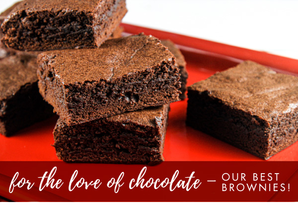 Our Best Brownies