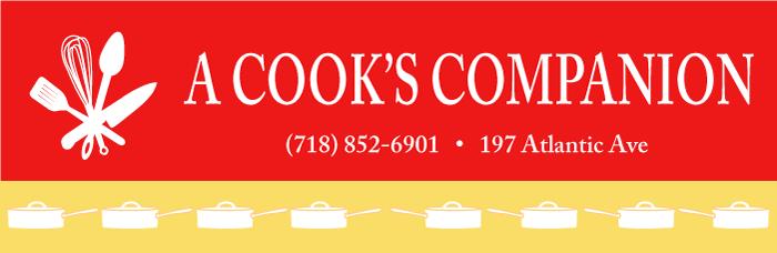 A Cook's Companion