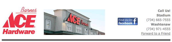 Ace Barnes Hardware