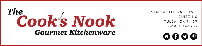 The Cook's Nook Gourmet Kitchenware