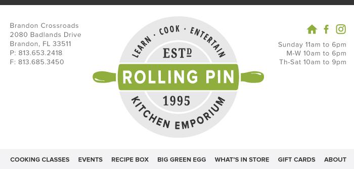 Rolling Pin Kitchen Emporium
