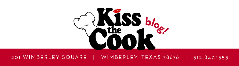 Kiss the Cook Wimberley