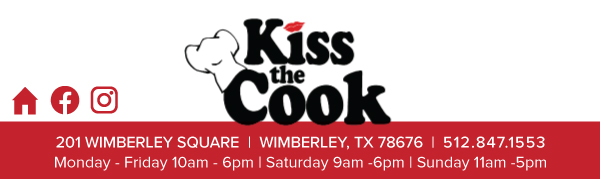 Kiss the Cook - WImberley